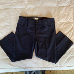 ANTHROPOLOGIE the essential FLARE NAVY US14